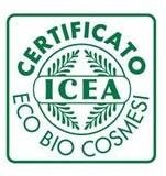 Certificato Icea - ecobio cosmesi