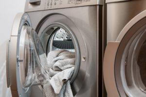 muffa nella lavatrice