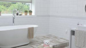 prevenire la muffa in bagno